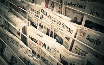 Tageszeitungen: Lokal die Nummer eins