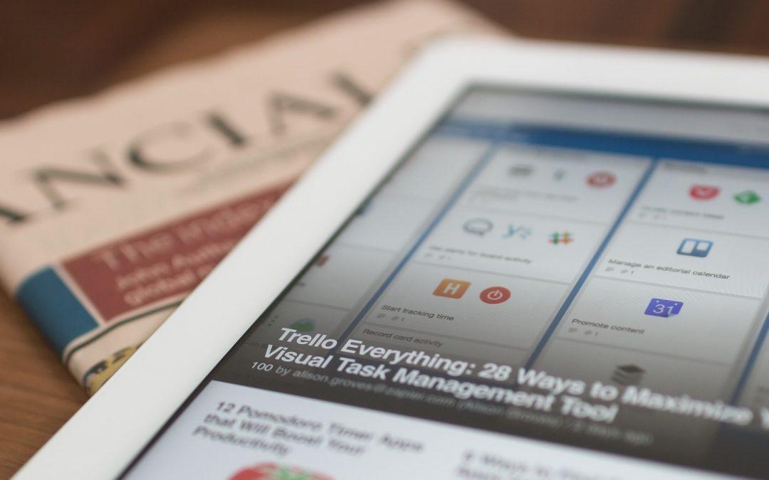 Klassisches Marketing versus Online Marketing